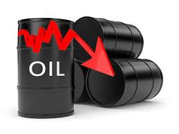 هبوط النفط