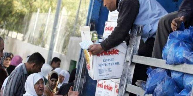 المساعدات-الإنسانية