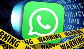 warning whatsapp