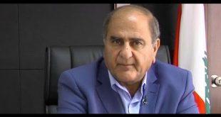 وزير البيئة اللبناني