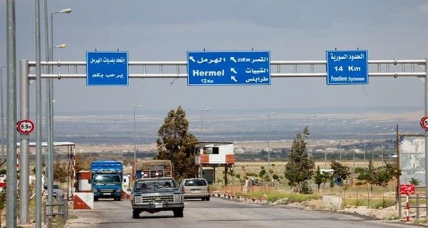 سورية لبنان