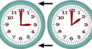 تقديم الساعة