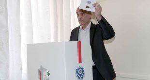 جعجع - انتخابات