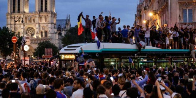 Mondial 2018 France