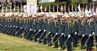 عيد الجيش تخريج ضباط
