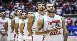 فريق لبنان كرة سلة