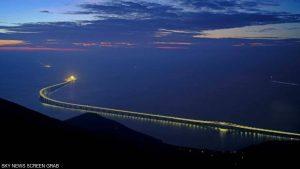 جسر مائي الصين