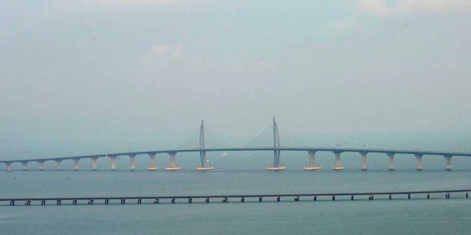 جسر مائي 1 الصين