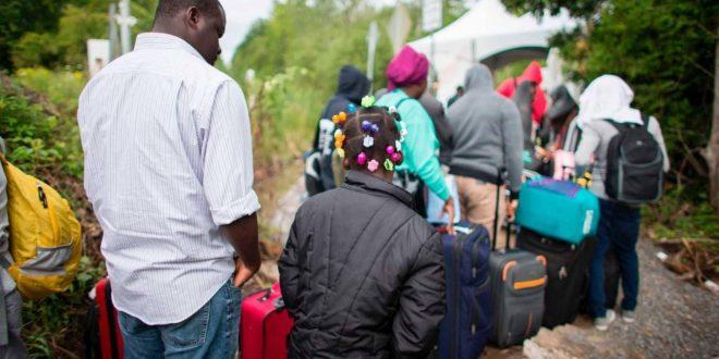 هجرة مهاجرون