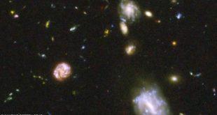 فضاء مجرات