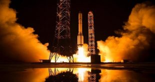 قمر صناعي روسي للاتصالات