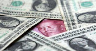 اليوان الصيني والدولار