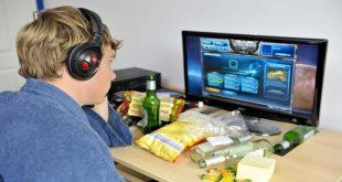 كمبيوتر طعام