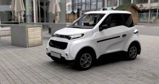 سيارة روسية كهربائية