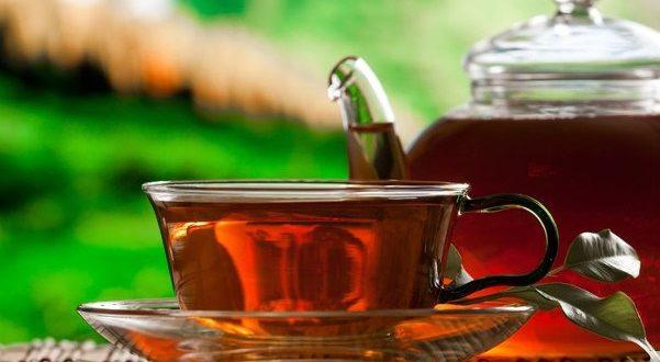 الشاي-الأسود