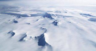 القطب الجنوبي ثلوج