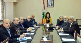 عبد الصمد استقبلت المجلس الوطني