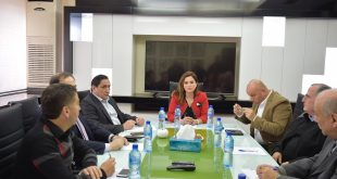 وزيرة الإعلام تفقدت تلفزيون لبنان
