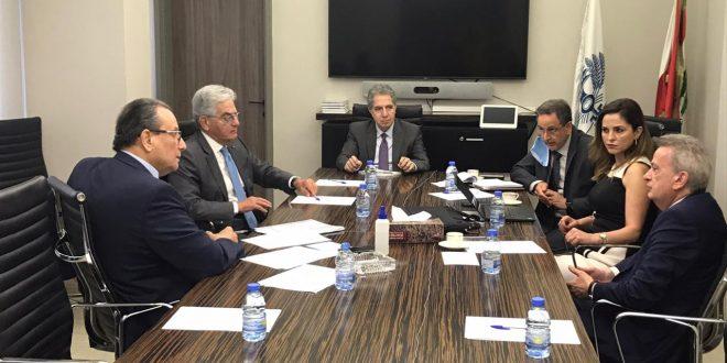 الاجتماع الخامس لخلية الأزمة الوزارية