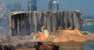 اهراءات المرفأ بعد الانفجار
