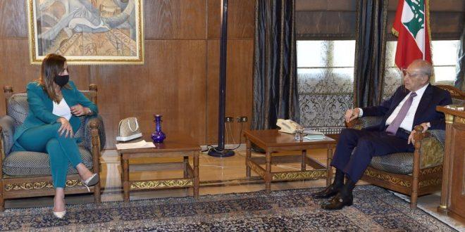بري عبد الصمد