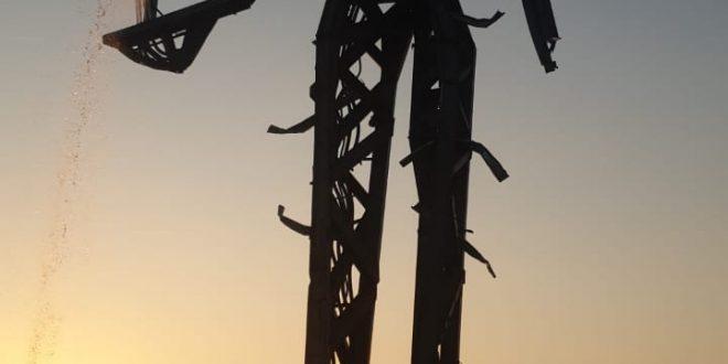 مجسم مارد المرفأ