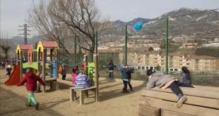 Berga 02 02 2016 Polemica en Berga por el cierre de una linea de P3 el proximo curso  Escola Santa Eulalia Fotografia Albert Bertran