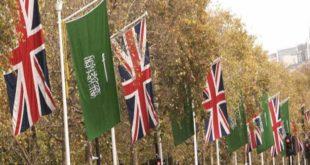 العلاقات السعودية البريطانية