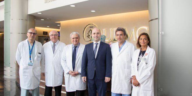 حدثٌ طبيٌ متقدِّم.. أول عملية زراعة قلب لطفل في لبنان