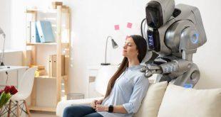 Robot-Massage