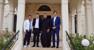 جولة رئيس لجنة الصداقة البرلمانية الفرنسية-اللبنانيه