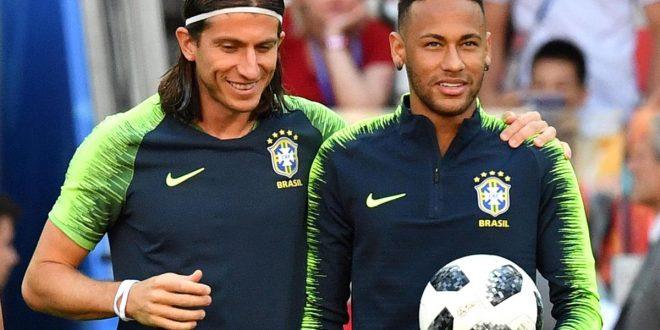 Neymar et luis