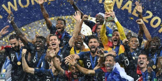 La deuxième étoile pour la France