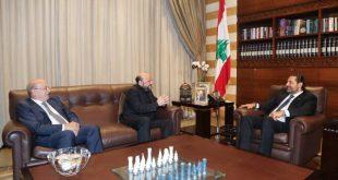 Riachi et Hariri