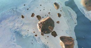 meteorite-greenland