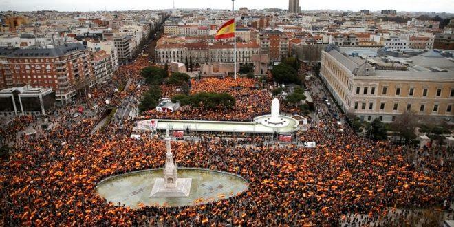 Marcha-en-espana