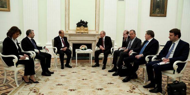عون بوتين