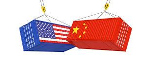 الصين اميركا
