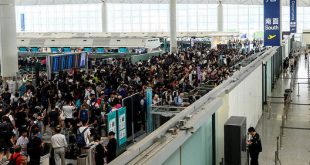 Hong Kong aeroport