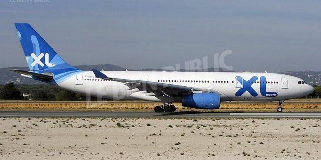 La compagnie française XL Airways