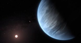 super-Earth-exoplanet