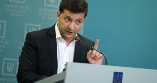 presidente volodimir zelenski
