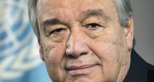 Antonio Guterres,