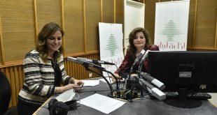 عبد الصمد اذاعة لبنان