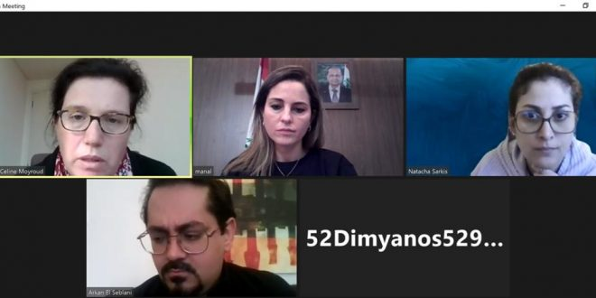 عبد الصمد وقطار وال UNDP