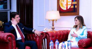 مصر عبد الصمد مع زين