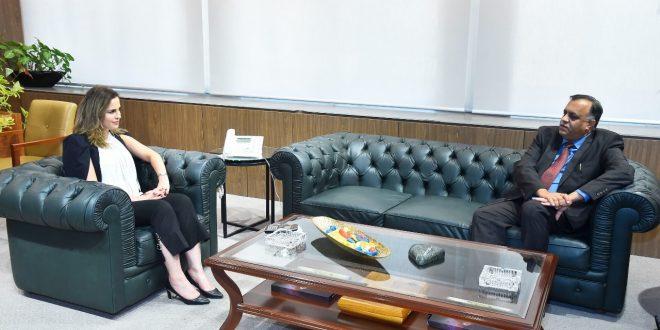 عبد الصمد سفير الهند أجازخان