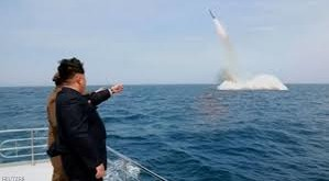 تجربة كوريا الصاروخية