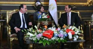 اقتصاد مصر - فرنسا