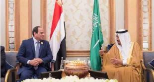 زيارة الملك سلمان الأولى للقاهرة